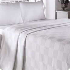 Cheap Luxury Checkered Coverlet Single Wholesale Prices