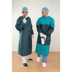 Cheap Operation Gown | Operation Gown Linen Half Protection Wholesale Prices