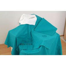 Cheap Hospital Textile   Operation Gown   Surgical Pack Set 16 Pieces Wholesale Prices