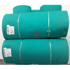 Cheap Hospital Fabrics | Operating Room Green Linen Fabric (Meter Price) Wholesale Prices