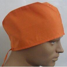 Cheap Hospital Textile   Medical Cap   Bone – Orange Wholesale Prices
